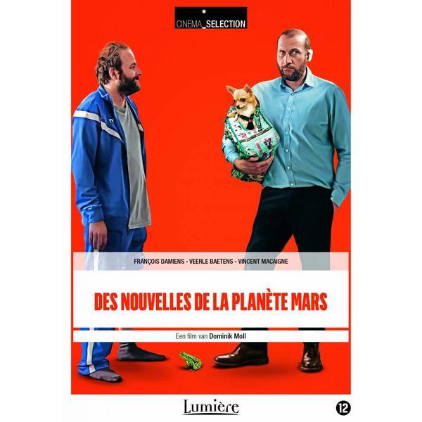 DES NOUVELLES DE LA PLANÈTE MARS | DVD