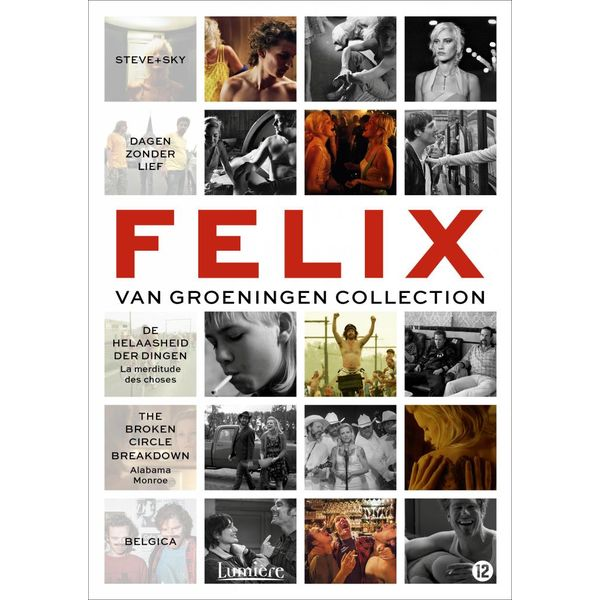 FELIX VAN GROENINGEN COLLECTION | DVD