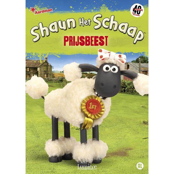 SHAUN HET SCHAAP PRIJSBEEST | DVD