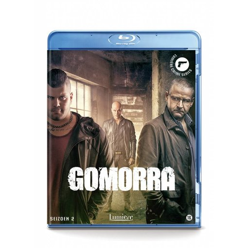 Lumière Crime Series GOMORRA Seizoen 2 |  (Blu-Ray)