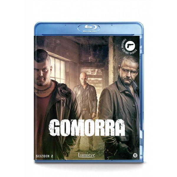 GOMORRA Seizoen 2 |  (Blu-Ray)