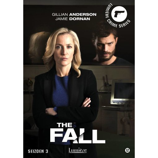 Lumière Crime Series THE FALL SEIZOEN 3 | DVD