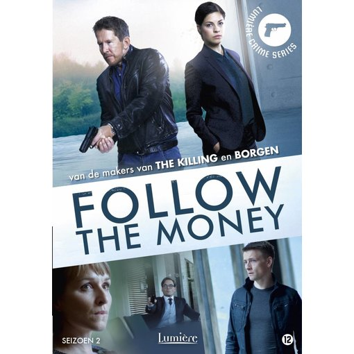 Lumière Crime Series FOLLOW THE MONEY 2 | DVD
