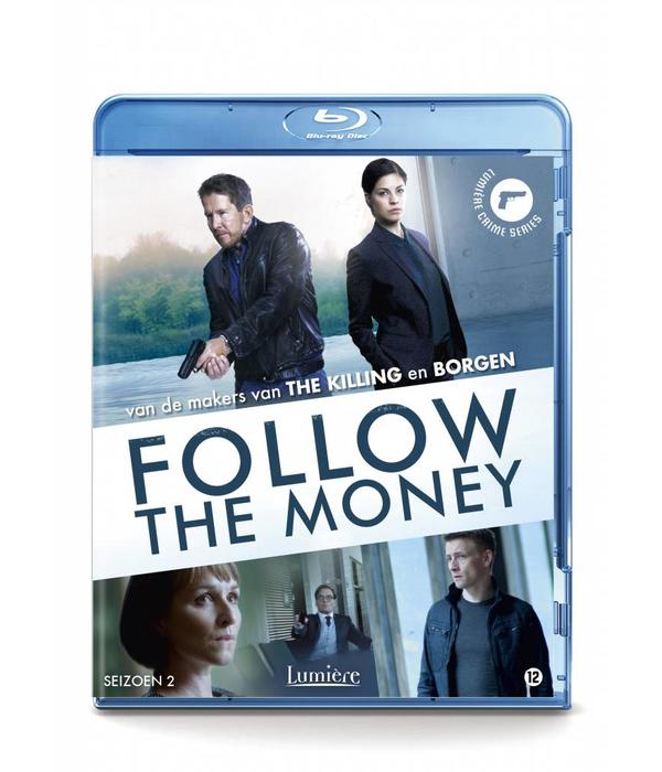 Lumière Crime Series FOLLOW THE MONEY SEIZOEN 2 | BLU-RAY