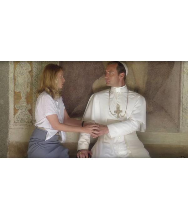 Lumière Series THE YOUNG POPE   BLU-RAY