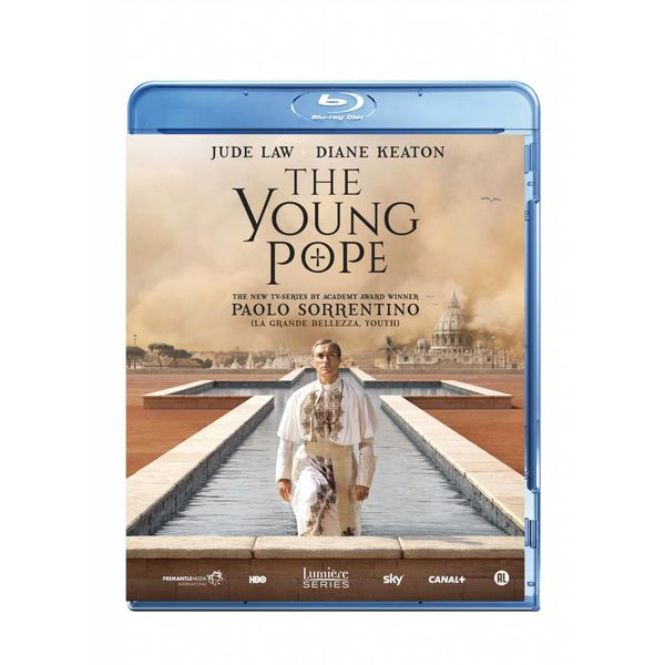 THE YOUNG POPE | BLU-RAY