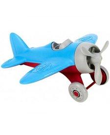 Vliegtuig Blauw