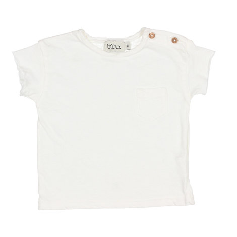 T-shirt Cedric White