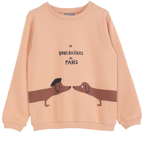 Sweatshirt Bons Baisers