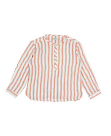 Shirt Paul Stripes Brick