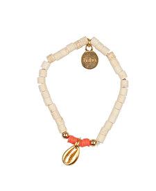 Bracelet Shell Coral