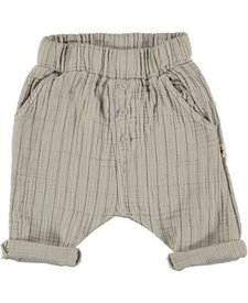 Trousers Sabana Stripes Stone