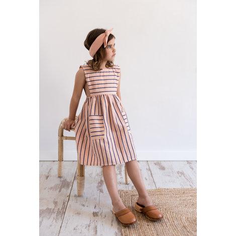 Dress Mei Peach