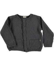 Jacket Ushi Dark grey