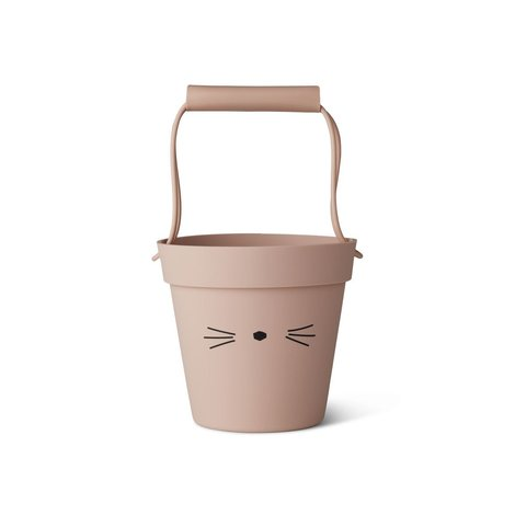 Linda Bucket Cat Rose
