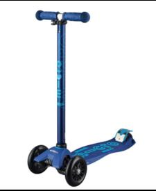Microstep Maxi Navy Blauw