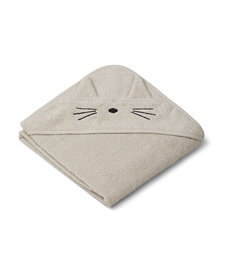 Albert Hooded Towel Sand