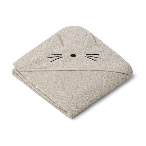 Albert Hooded Towel Sand