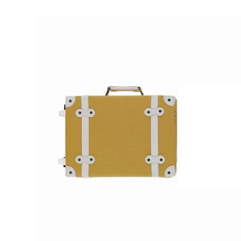 See Ya Suitcase Mustard