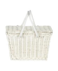 Piki Basket White
