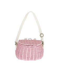 Basket Mini Chari Pink