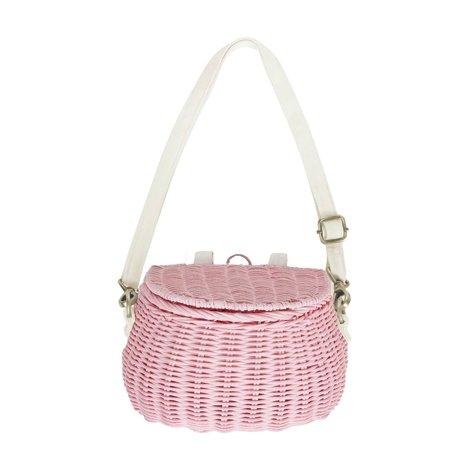 Basket Mini Chari Pink