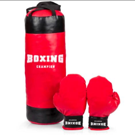 Boxing Champion Set