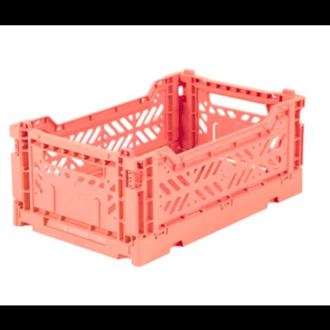 Folding Crates Mini Salmon