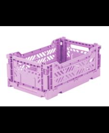 Folding Crates Mini Orchid