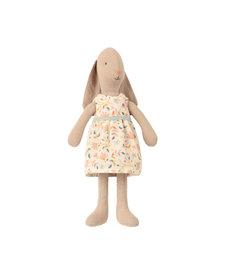 Bunny In Flower Dress