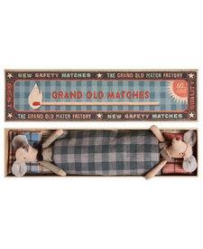 Grandpa & Grandma Matchbox