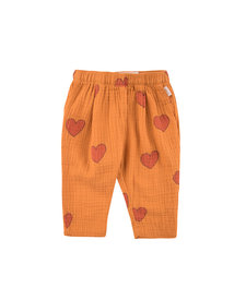 Hearts Pleated Pants