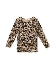 Leopard Longsleeve Brown