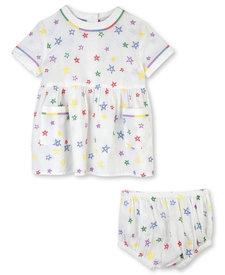 Cotton Dress Stars