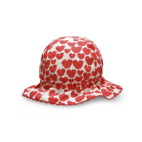 Sun Hat Hearts