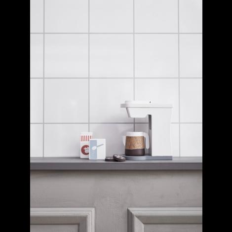 Houten Koffiezetapparaat