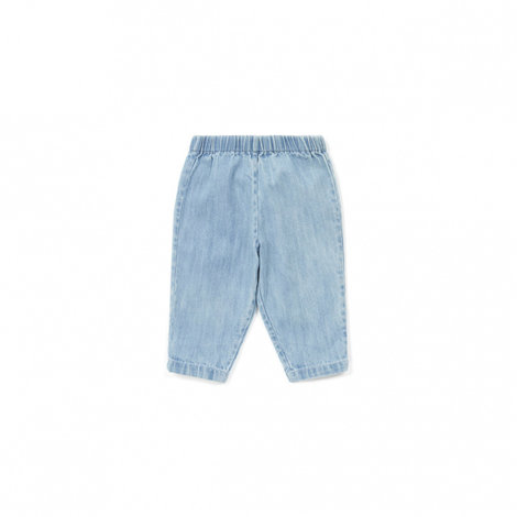 Bonton Trousers Futur Chambray