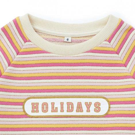 Bonton Sweatshirt Too Late