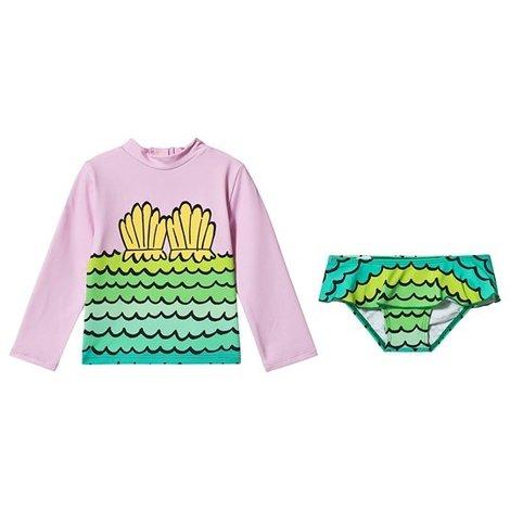 Mermaid Shells Swim Set