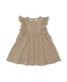 Emily Dress Deux Melodie Dark Honey