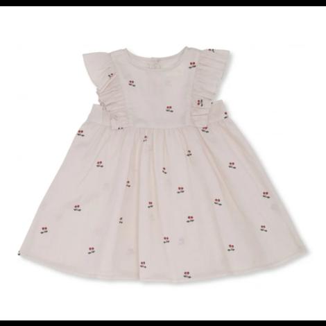 Emily Dress Deux Cherry Blush