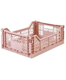 Folding Crates Midi MilkTtea