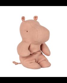 Dusty Rose Hippo Small