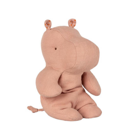 Dusty Rose Hippo Small