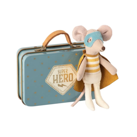Super Hero in Box