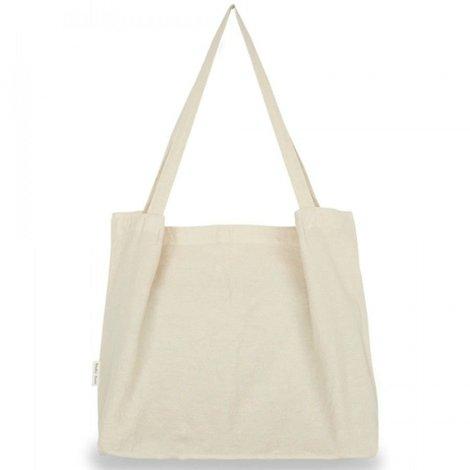 Neutral Linen Mom-Bag