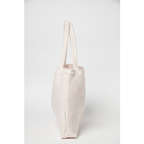 Bouclé Mom-Bag