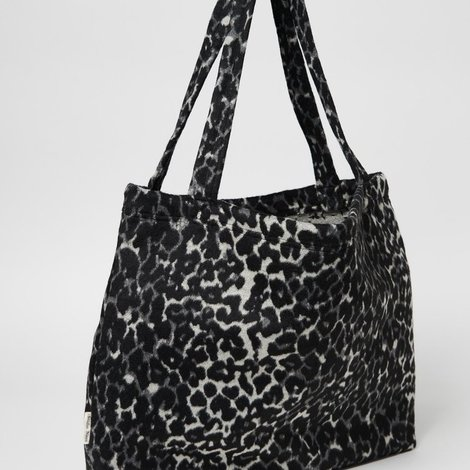 Jaguar BlackMom-Bag