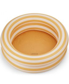 Small Pool Stripe Yellow