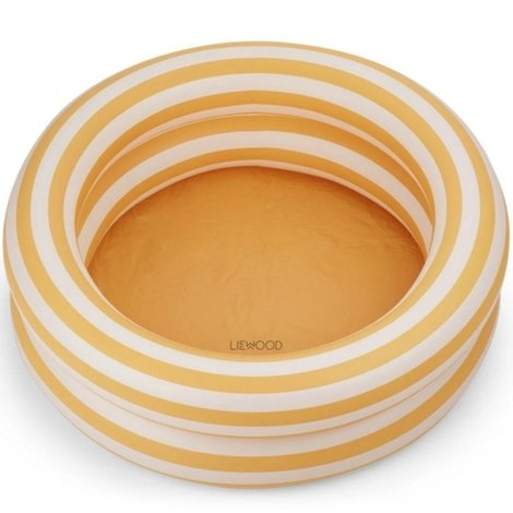 Small Pool Stripe Yellow